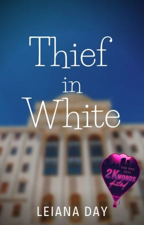 Thief in White || ONC 2021 by leiana52