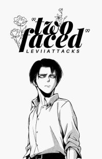 TWO FACED   LEVI ACKERMAN cover
