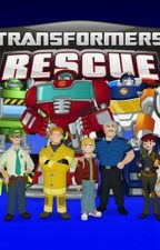 Cody's bots (transformers: rescue Bots) by Lenexix28