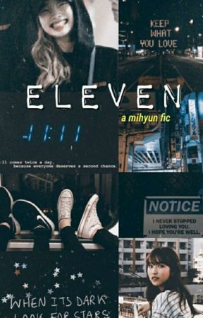 Eleven ↬ Mihyun by MissKim_Dahyun