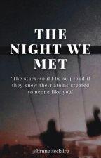 The Night We Met autorstwa brunetteclaire