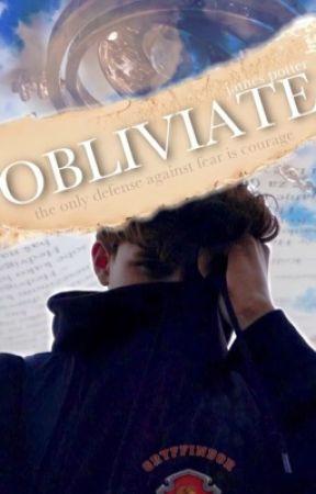 Obliviate. |James Sirius Potter. by 011204j