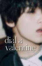 dial a valentine. markhyuck by MARKSOI
