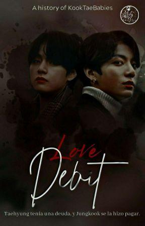 Love debit   kookv by KookTaeBoyfriends