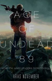 Age of Undead 89 [2015] cover