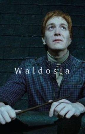 Waldosia/// George Weasley by gryffinpufffffff
