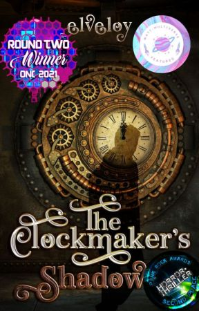 The Clockmaker's Shadow | ONC 2021 | LGBTQ by elveloy