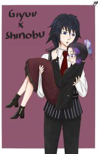 So Devoted to You [GIYUU X SHINOBU] kny fanfic cover