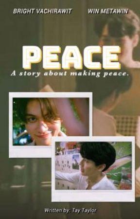 peace • brightwin (mpreg au) by 2getherwithbrightwin