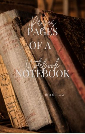 Pages of a notebook by Madhuuwrites