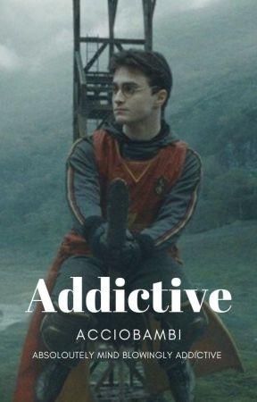 Addictive; Harry Potter by acciobambi