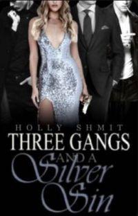 ثلاث عصابات وخطيئة فضية cover