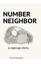 Number Neighbor // sapnap by ihaveajuicebox