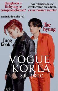 : :❍🎙️𝕾𝖆𝖋𝖊 𝖕𝖑𝖆𝖈𝖊 [ Kooktae Au ] cover