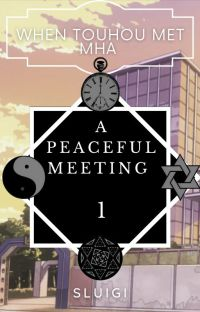 When Touhou met MHA | Book 1: A Peaceful Meeting cover