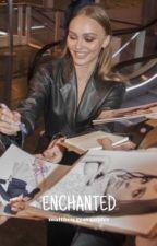 Enchanted - Matthew Gray Gubler I social media by sourIover