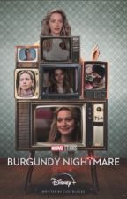 burgundy nightmare, wandavision ✓ by cissyblacks