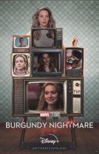 burgundy nightmare, wandavision by cissyblacks