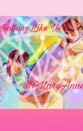 Nothing Like Us ( Jikook ff) by BTMaryAnne