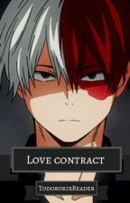 The Love Contract  by _Anime_Simp_2