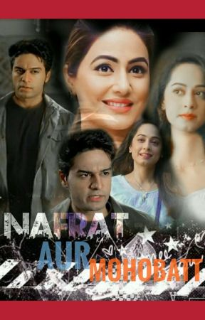 Nafrat Aur Mohobbat  by Amanses
