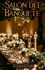 R | Salón del banquete by ekingofkings