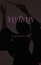 ~numb~mattheo riddle by klaustheprophet