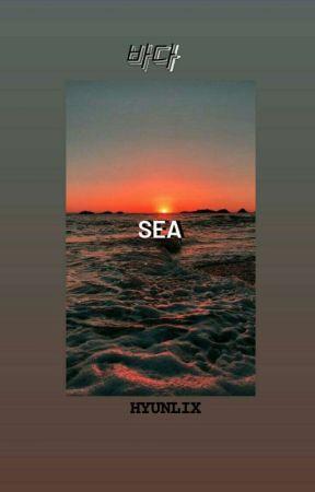 SEA (HYUNLIX)  by dldbfl__