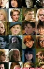 harry potter one shots by Croissant00