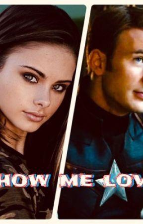 Avengers Show me love by skoch21