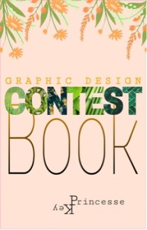 Graphic design contest book | Ouvert | by Princesse_Key