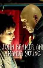 John kramer and Amanda young  by KathleenHandy1
