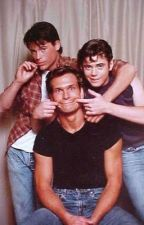 The Outsiders imagines  by Cyndrr_Kat
