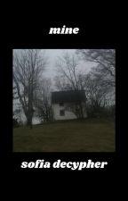 𝙈𝙄𝙉𝙀 (𝙈.𝙔𝙂) by -SofiaDecypher-