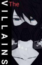 The Villains by kurouignis