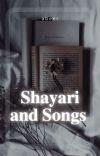 Shayari and songs  cover