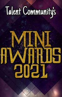 Talent Mini Awards 2021 cover