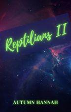 Reptilians II by LadyAutumn17
