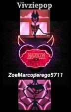 My fallen angel, Hazbin hotel.  by ZoeMarcoperego5711