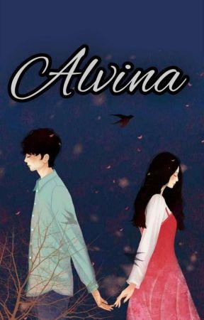 ALVINA by RISASARI__