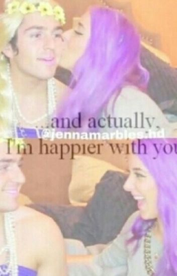 And actually... Im Happier With You (Jenna Marbles and Julien Solomita)