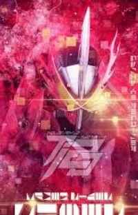 Kamen Rider Saber X Senki Zesshou Symphogear; The Song Of The Flaming Swordsman cover