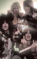 Photobook - Mötley Crüe  by joeperrysblondlock