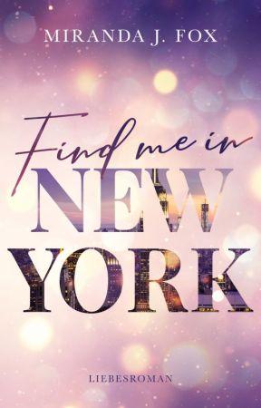 Find me in New York by MirandaJFox