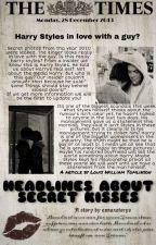 Headlines about secret kisses von annaxstorys