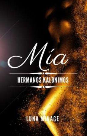 Mía  by LunaMinage