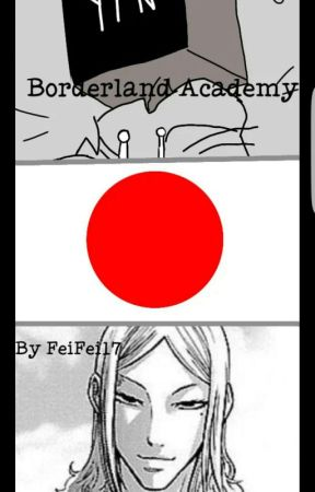 Borderland Academy (Chishiya x Reader: Modern) by FeiFei17