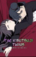 The Kibutsuji Twins  by kxmadoswhore