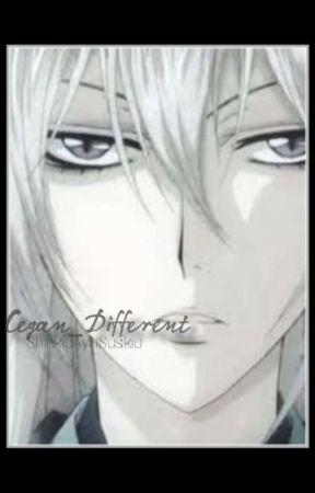 #Cegan_Different by ShinkiaAyuSaskia