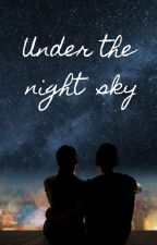 Under the night sky by acnairr